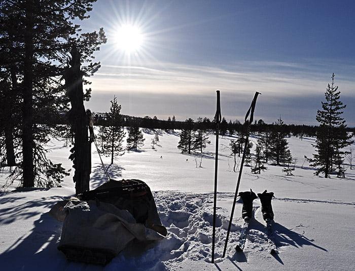 Opplev den norske naturen i telt